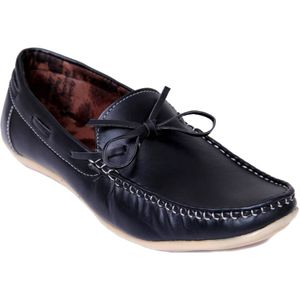 Stylos Loafers  (Black)