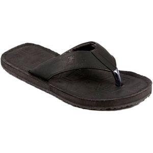 Stylos  Black Slippers