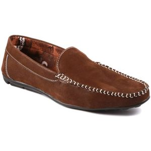 Stylos Loafers  (Burgundy)