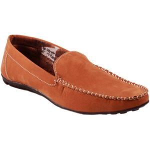 Stylos Loafers  (Tan)