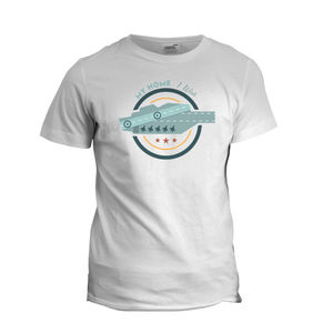 Aircraft Carrier Home I Wish Tshirt 02