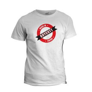 Boycott Made in China Tshirt