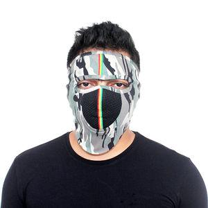 Full Face Mask for Bikers