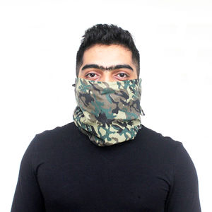 Camouflage Scarf - 03