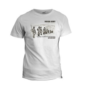 Indian Army Patriotic T-shirt