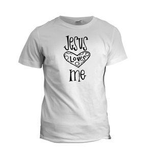 Jesus Loves Me Tshirt