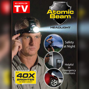 Atomic Beam Tactical Head Torch
