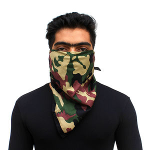 Camouflage Scarf - 02