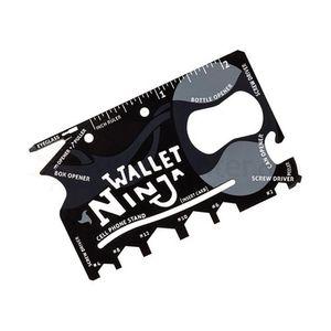 Ninja Wallet - Multi purpose Tool