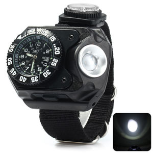 HT-8118 Outdoor Camping Watch
