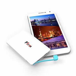 PTron Gusto Slimmest & Pocket-Fit Polymer Power Bank 3000mAh