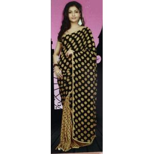 Haytee Black Beauty saree