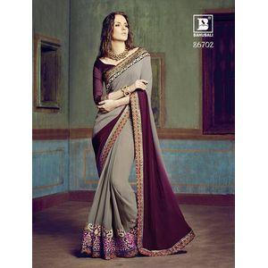 Bahubali Designer Saree-7