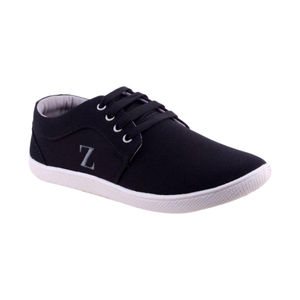 Delux Look Black Sneaker Shoes