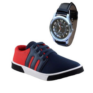 2 In One Combo (Shoes,Watch)