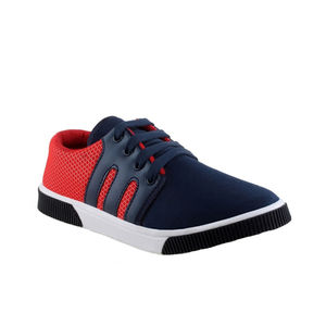 Delux Look Blue Smart Casuals Shoes