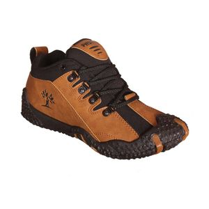 Delux Look Tan Outdoor Shoes