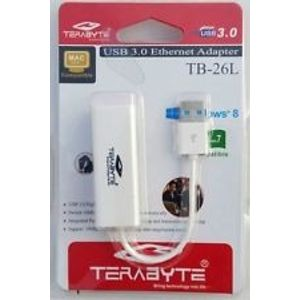 Terabyte USB 3.0 Ethernet Adapter