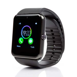 PTron TroniteX Bluetooth Smartwatch Gray