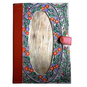 Mithila Painting File Folder