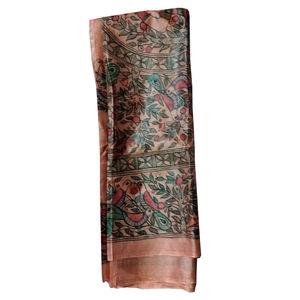 Mithila Painting Saree (Silk)