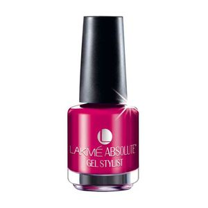 LAKME ABSOLUTE GEL STYLIST PINK BURST Nail Paint 15 ml