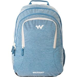 WILDCRAFT MELANGE 4 BACKPACK BAG - BLUE