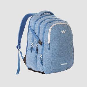 WILDCRAFT MELANGE 7 BACKPACK BAG - BLUE