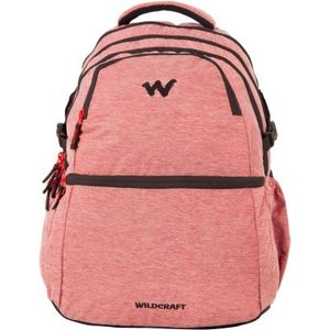 WILDCRAFT MELANGE 8 BACKPACK BAG - RED