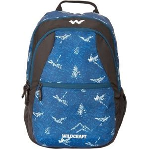 WILDCRAFT NATURE 1 BACKPACK BAG - BLUE
