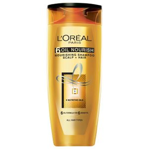 L'Oreal Paris 6 Oil Nourish Shampoo 175 ml