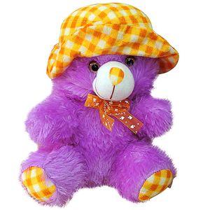 Cap Teddy Bear Small