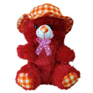 Cap Teddy Bear Small
