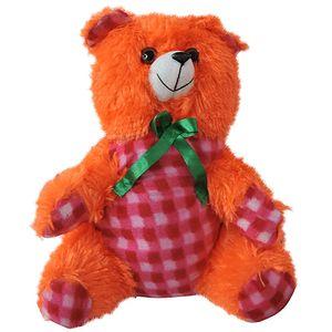 Small Orange Color Teddy Bear