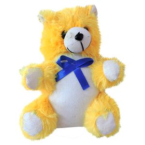 Yellow Small Teddy Bear
