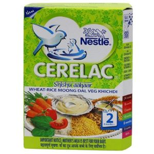 NESTLE CERELAC KHICHDI STAGE