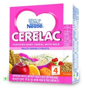 NESTLE CERELAC MULTI GRAIN FRUITS STAGE 4