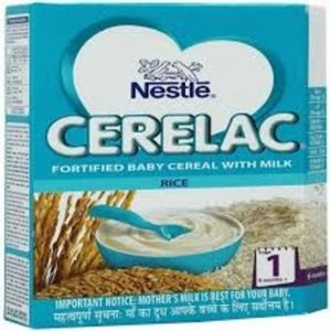 NESTLE CERELAC RICE STAGE 1 300G