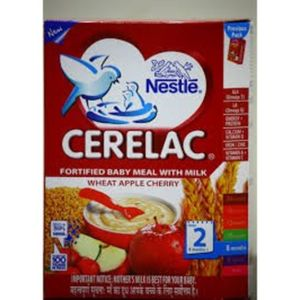 NESTLE CERELAC WHEAT APPLE CHERRY STAGE 2