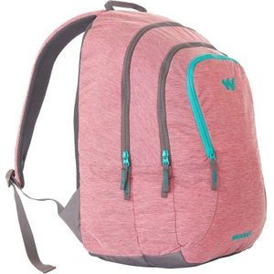 WILDCRAFT MELANGE 4 BACKPACK BAG - PINK