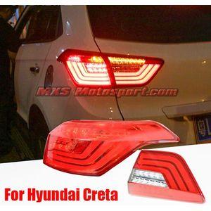 MXSTL75 Led Tail Lights Hyundai Creta with Matrix Mode