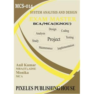 MCS-014: Systems Analysis and Design