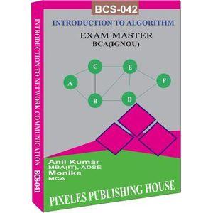 BCS-42: Introduction to Algorithm Design