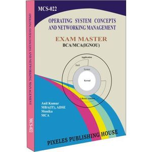 MCS-022 Operationg System Concepts and Networking Management
