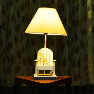 Chair Table Lamp