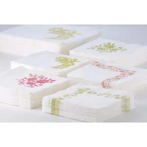 Catering premium fabric napkin 50 pieces