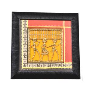 Ethnic Handmade Dhokra Wall Hanging