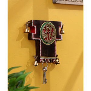 Dhokra Key Hook