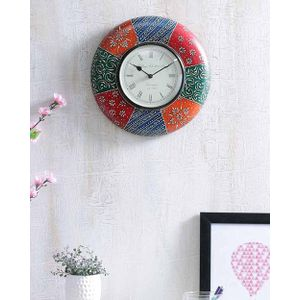 Ethnic Rajasthani Wall Clock