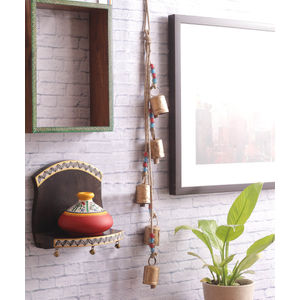 Hanging Bells Wall Decorative